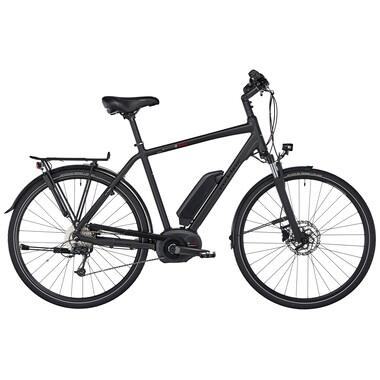 Bicicleta de viaje eléctrica ORTLER BOZEN PERFORMANCE DIAMANT Negro